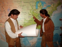 A Night at the Museum</br>Lewis & Clark
